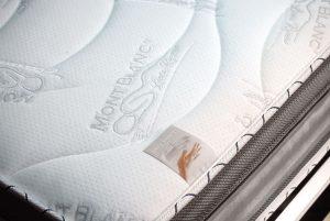 materasso ergonomico traspirante