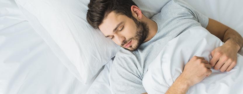la temperatura ideale per dormire bene riposando veramente
