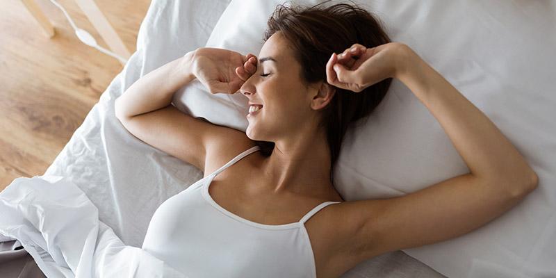 Dormire bene con i cuscini MontBlanc Linea Riposo