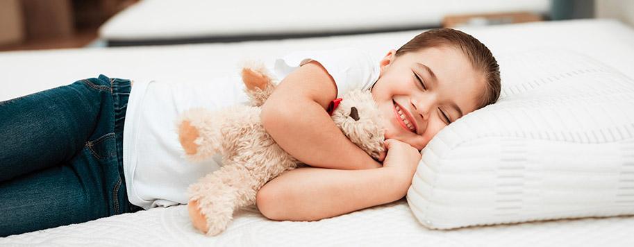 il cuscino perfetto per dormire su un materasso anallergico