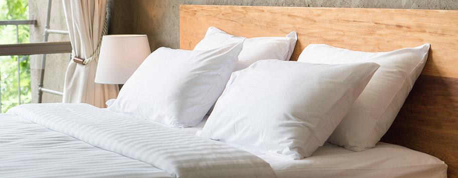 per un sonno migliore è importante lavare il cuscino