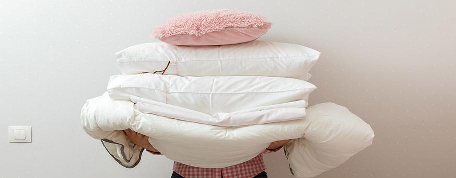 Cuscino Memory Foam Lavaggio.Lavare Il Cuscino Per Un Sonno Migliore Durante La Notte