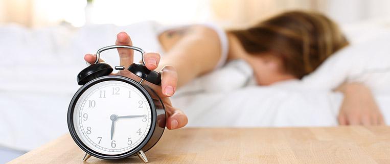 Dormire in modo regolare