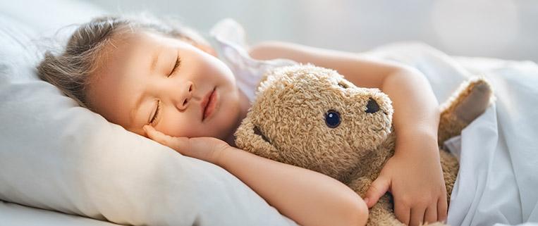 quali sono le fasi del sonno dei bambini