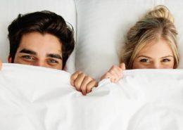 la giusta cura delle lenzuola