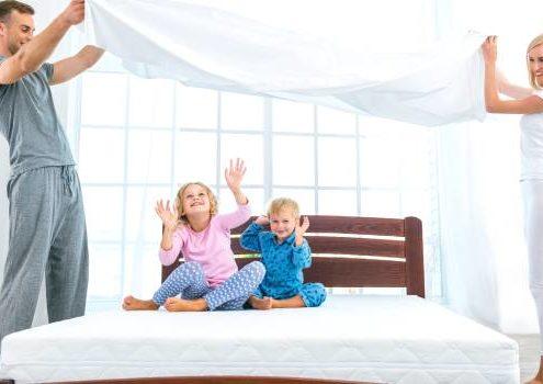 materassi ergonomici per tutta la famiglia