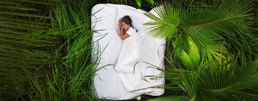 dormire bene in modo fresco tutta la notte