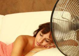 bormire bene anche se fa caldo