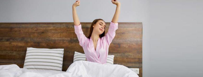 esistono azioni da fare appena svegli per iniziare bene la giornata