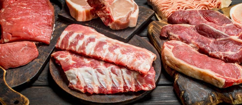 evitare la carne rossa
