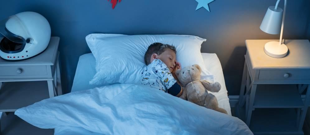 situazioni per incentivare il sonno dei bambini