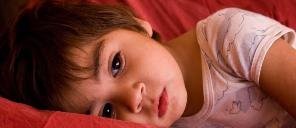 risvegli notturni durante il sonno dei bambini
