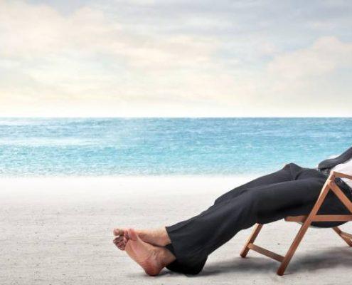 dormire in vacanza senza stress