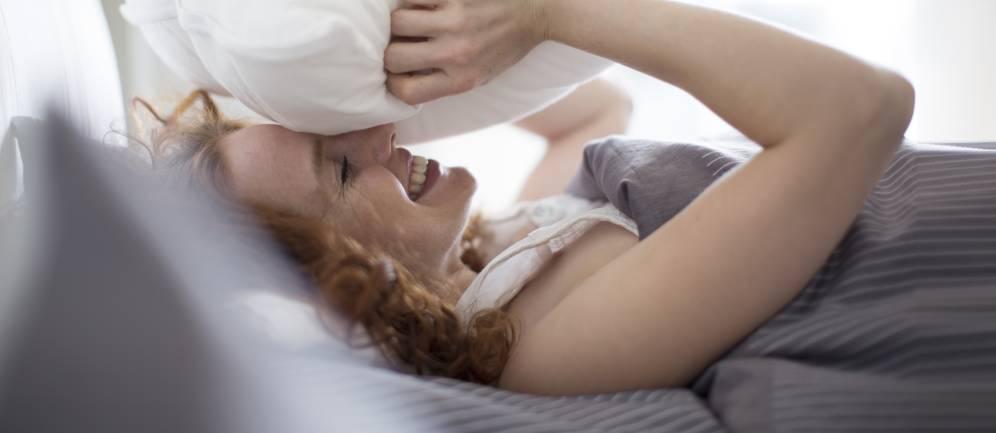 dormire su un materasso della LineaRiposo Montblanc